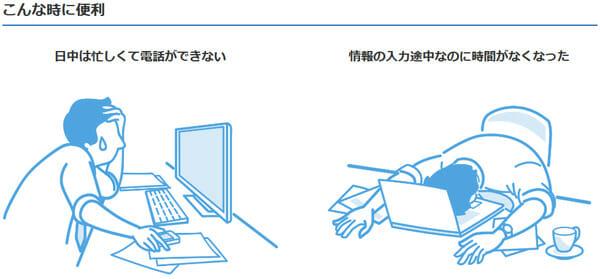 ジャパンネット銀行の住宅ローンの申込ナビの説明図です