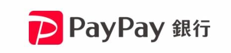 PayPay銀行のロゴ画像です